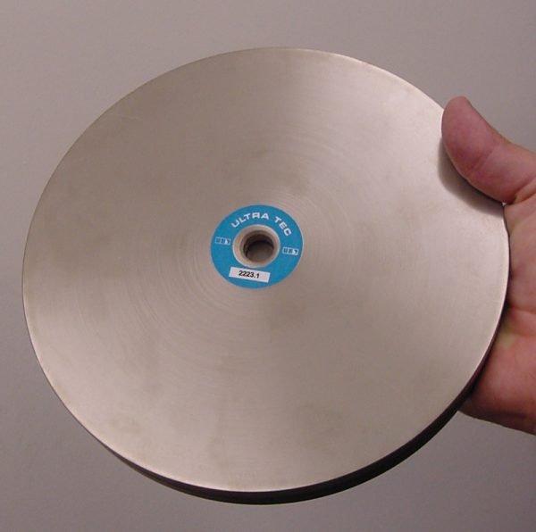 ULTRAPOL Diamond Laps - 8 Inch (203mm) dia.