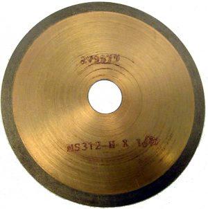 Metal-Bond Blades - Low Concentration